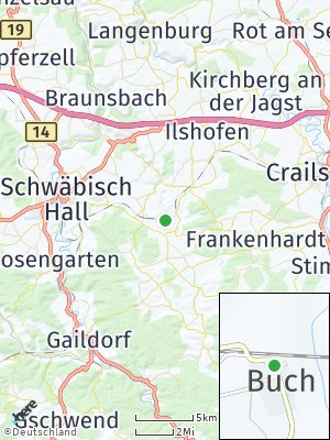 Here Map of Buch