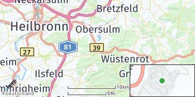 Google Map of Löwenstein