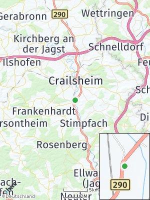 Here Map of Jagstheim