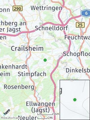 Here Map of Schüttberg