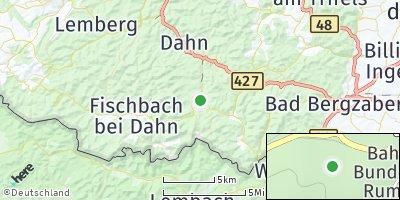 Google Map of Bundenthal