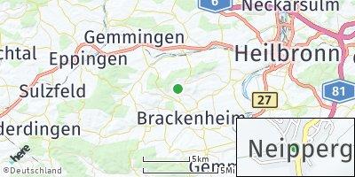 Google Map of Neipperg