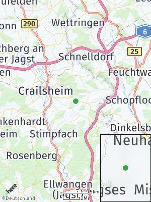 Here Map of Wegses