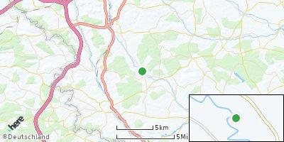 Google Map of Dürrwangen