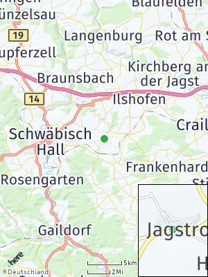 Here Map of Jagstrot