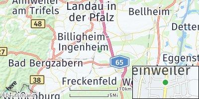 Google Map of Steinweiler
