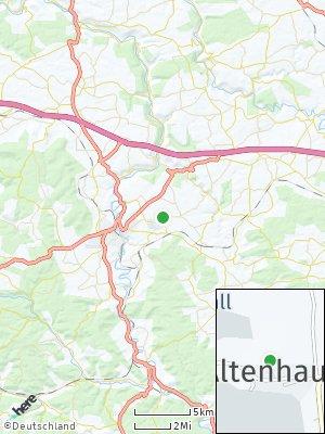 Here Map of Altenhausen