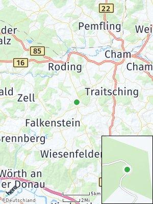 Here Map of Michelsneukirchen