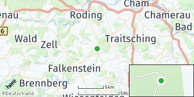 Google Map of Michelsneukirchen