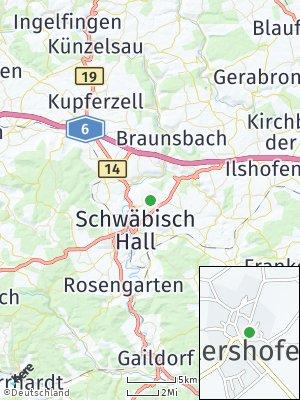 Here Map of Eltershofen