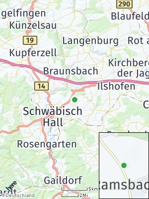 Here Map of Ramsbach