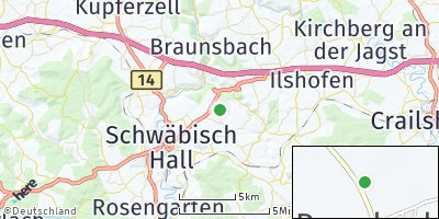 Google Map of Ramsbach