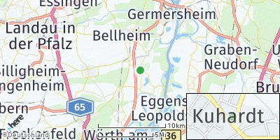 Google Map of Kuhardt
