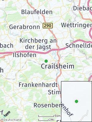 Here Map of Hagenhof