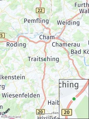 Here Map of Traitsching