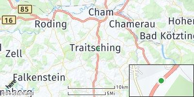 Google Map of Traitsching