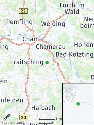 Here Map of Zandt