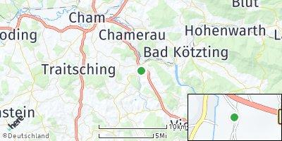 Google Map of Miltach