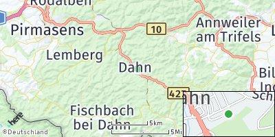 Google Map of Dahn