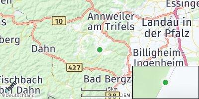 Google Map of Gossersweiler-Stein