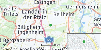 Google Map of Herxheim