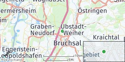 Google Map of Forst
