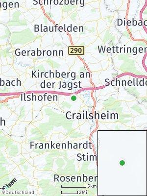 Here Map of Rüddern