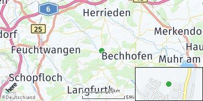 Google Map of Wieseth