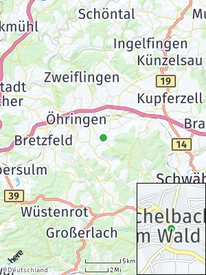 Here Map of Michelbach