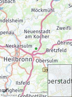 Here Map of Eberstadt
