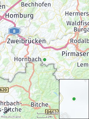 Here Map of Großsteinhausen