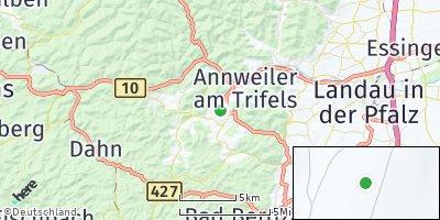 Google Map of Wernersberg