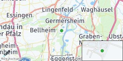 Google Map of Sondernheim
