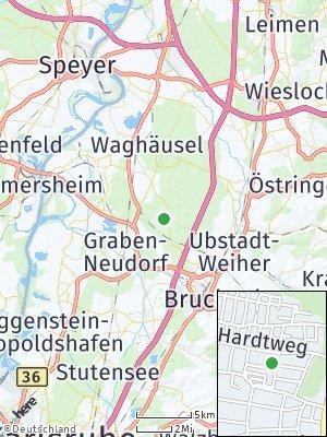 Here Map of Hambrücken