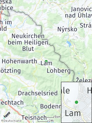 Here Map of Lam