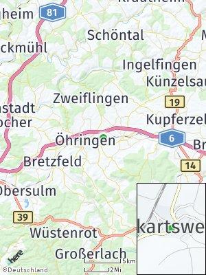 Here Map of Eckartsweiler
