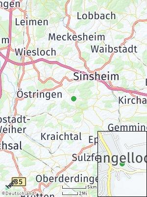 Here Map of Waldangelloch