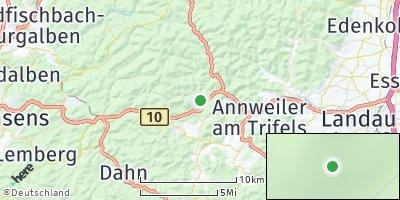 Google Map of Wilgartswiesen