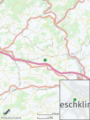 Here Map of Treschklingen