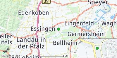 Google Map of Zeiskam