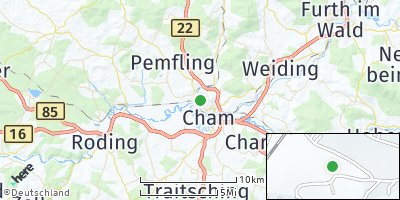 Google Map of Katzbach