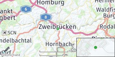 Google Map of Ixheim