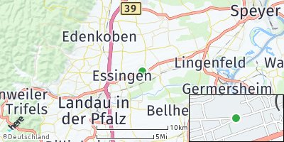 Google Map of Hochstadt
