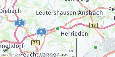Google Map of Aurach