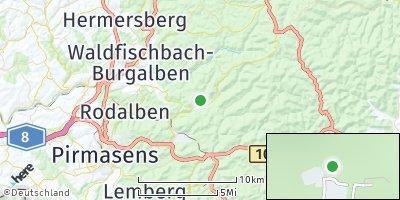 Google Map of Merzalben