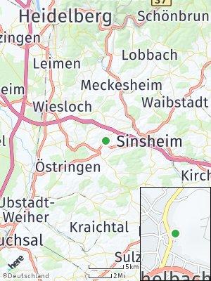 Here Map of Eschelbach