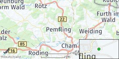 Google Map of Pemfling