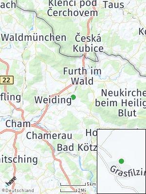 Here Map of Arnschwang