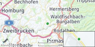 Google Map of Maßweiler