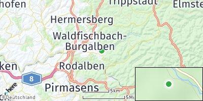 Google Map of Clausen